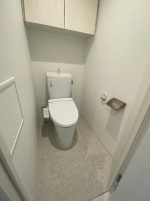 【トイレ】リライア大井町ヒルズ