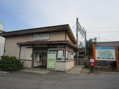 名鉄蒲郡線西幡豆駅まで120m