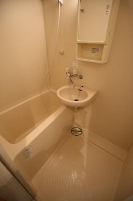 【浴室】スカイコート新宿落合南長崎駅前