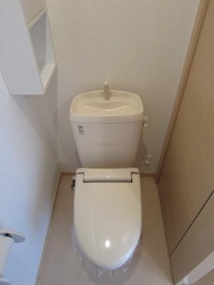 【トイレ】メゾ フォルテ