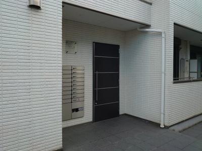 【エントランス】フェリーチェ南阿佐ヶ谷