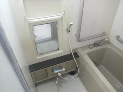 【浴室】カサベルデ杉並