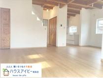 関市春里町 再生住宅!リフォーム済み!水回り新品!お車スペース3台可能!オール電化住宅!の画像