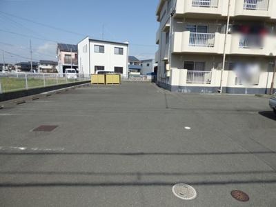 【駐車場】サンテラス南浅田