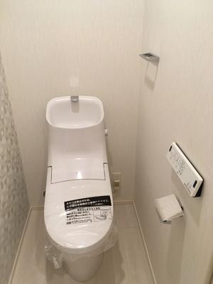 【トイレ】エルシノア住吉