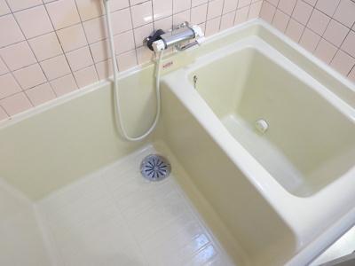【浴室】コーポ朝日Ⅱ