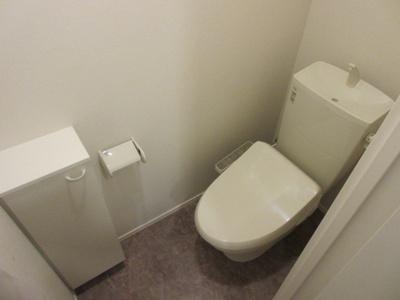 【トイレ】リヴェット上連雀