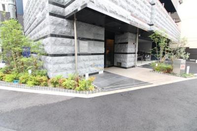 【エントランス】プレサンスOSAKA DOMECITYクロスティ