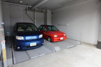 【駐車場】アドバンス西梅田Ⅱ