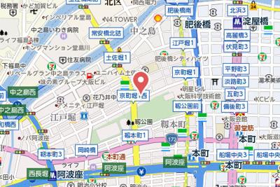 【地図】パークヒルズ