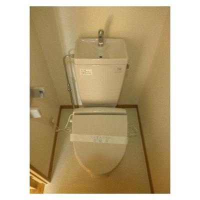 【トイレ】ヴェルト池袋