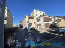 平塚市田村8丁目 新築戸建 全2棟2号棟の画像