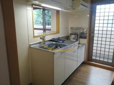 【キッチン】メゾンフロールIMAKUBO