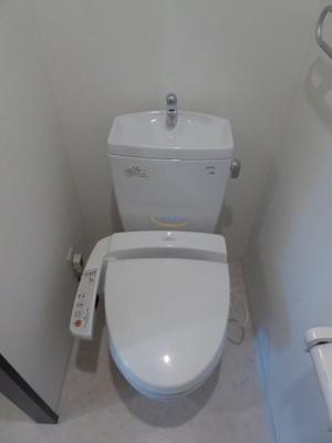【トイレ】willDo南森町(ウィルドゥミナミモリマチ)