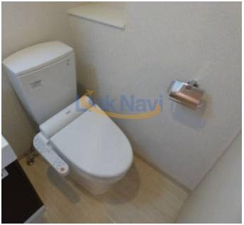【トイレ】エステムプラザ大手前エヴァース