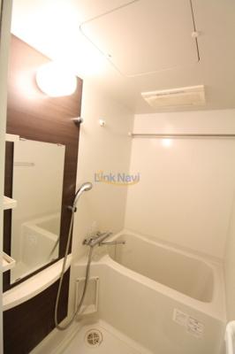【浴室】エステムコート新大阪Ⅸグランブライト