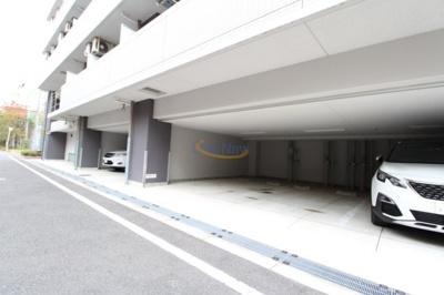 【駐車場】エステムコート新大阪Ⅸグランブライト