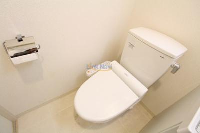 【トイレ】エステムコート新大阪Ⅸグランブライト