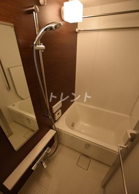 【浴室】リブクオーレ神保町