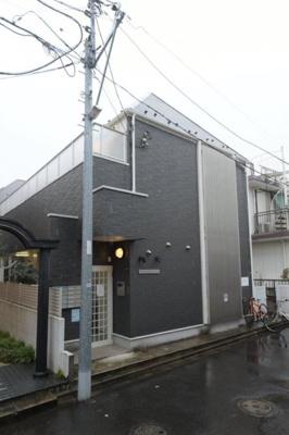 【外観】ファーストハウス新中野