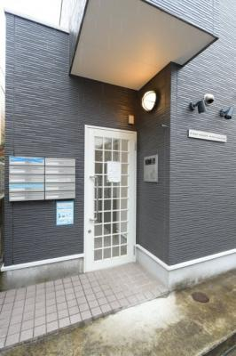 【エントランス】ファーストハウス新中野