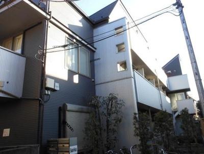 【エントランス】バウムハウス新高円寺
