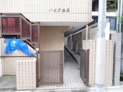 【エントランス】ハイツ西荻