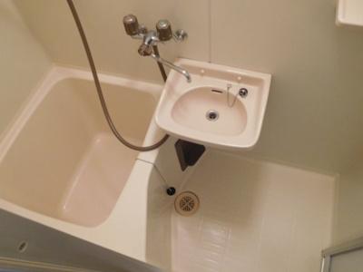 【浴室】ハイツ西荻