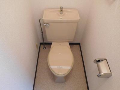 【トイレ】ハイツ西荻