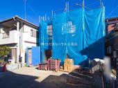 久喜市南 5期 新築一戸建ての画像