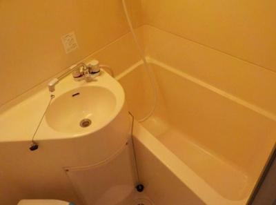 【浴室】NT向原コーポ