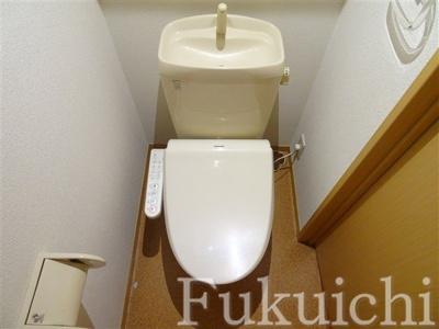 【トイレ】ジュネス目黒