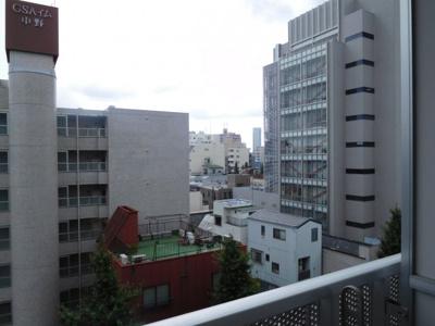 【展望】フォルマーレ新中野