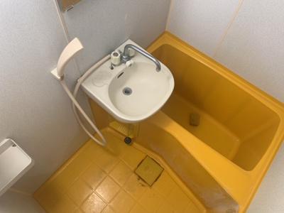 【浴室】シンシア三軒茶屋太子堂