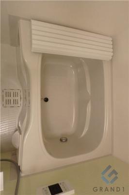 【浴室】プレサンス南堀江