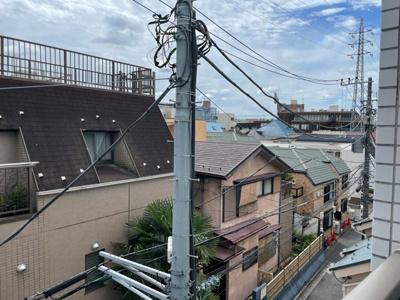 【展望】ウェルロード高円寺
