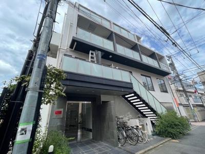 【外観】ウェルロード高円寺