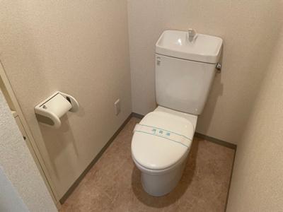 【トイレ】ウェルロード高円寺