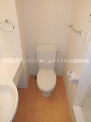 【トイレ】ラマージュ鎌倉