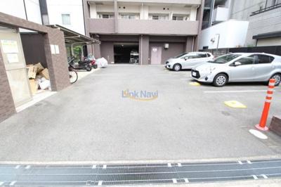 【駐車場】アドバンス新大阪Ⅴ