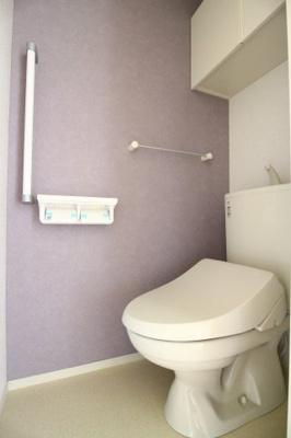 【トイレ】メゾン・ド・カルムⅥ