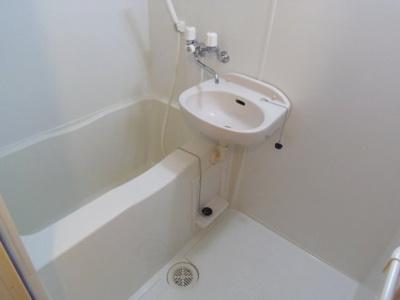 【浴室】レオパレスコンフォートA