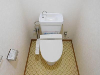 【トイレ】大熊レジデンス