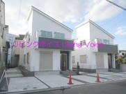 【仲介手数料0円】藤沢市土棚2期 新築一戸建て 全4棟の画像