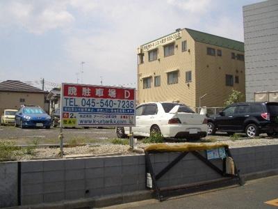 【外観】暁駐車場D