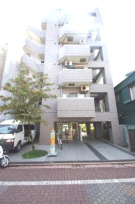 京急本線「大森町」駅より徒歩4分の分譲賃貸マンションです