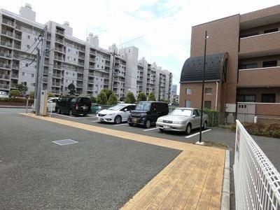 【駐車場】フォレスト大倉山