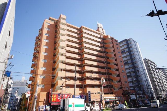 朝日江戸川橋マンションの画像