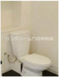 【トイレ】コスモグラシア清澄白河