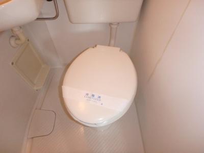 【トイレ】ヴィラ元住吉